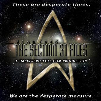 Star Trek: The Section 31 Files